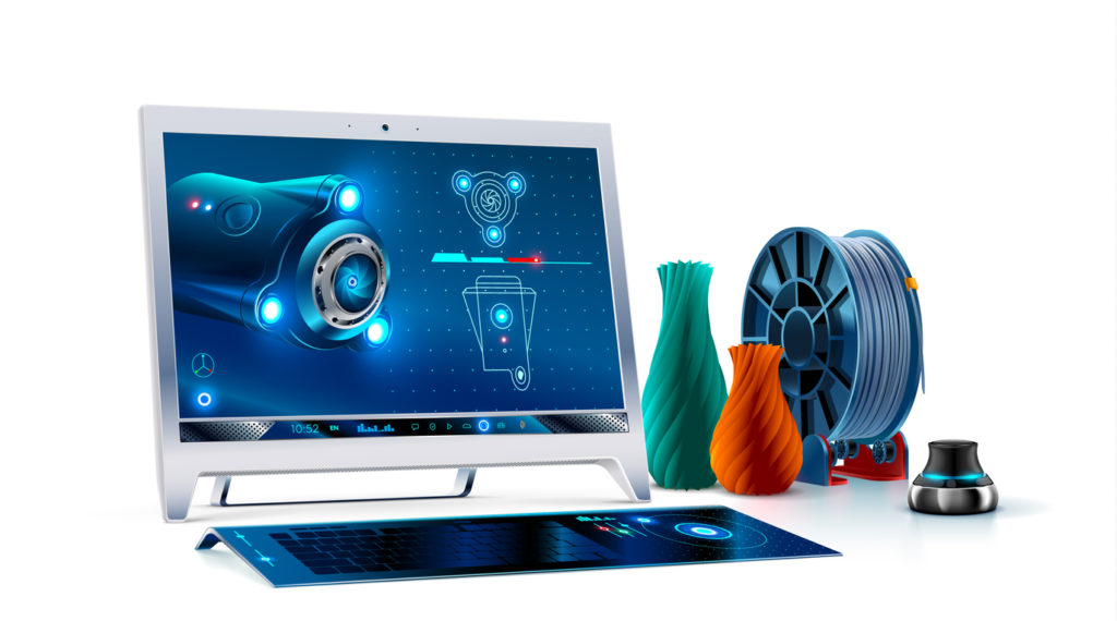 3D Modelling and 3D printing